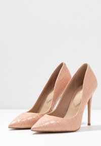 ALDO - STESSY - High Heel Pumps - light brown - 4