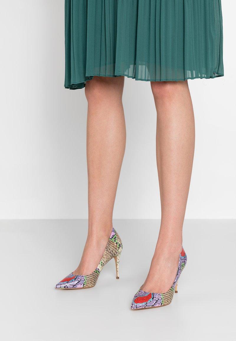 ALDO - TRAYCEY - High heels - bright multicolor