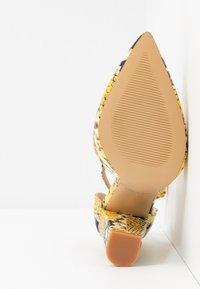 ALDO - NICHOLES - High heels - yellow - 6