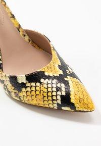 ALDO - NICHOLES - High heels - yellow - 2