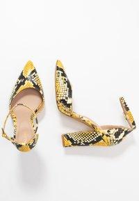 ALDO - NICHOLES - High heels - yellow - 3