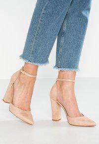 ALDO - NICHOLES - High heels - bone - 0