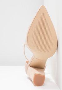 ALDO - NICHOLES - High heels - bone - 6