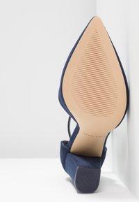 ALDO - NICHOLES - High heels - navy - 6