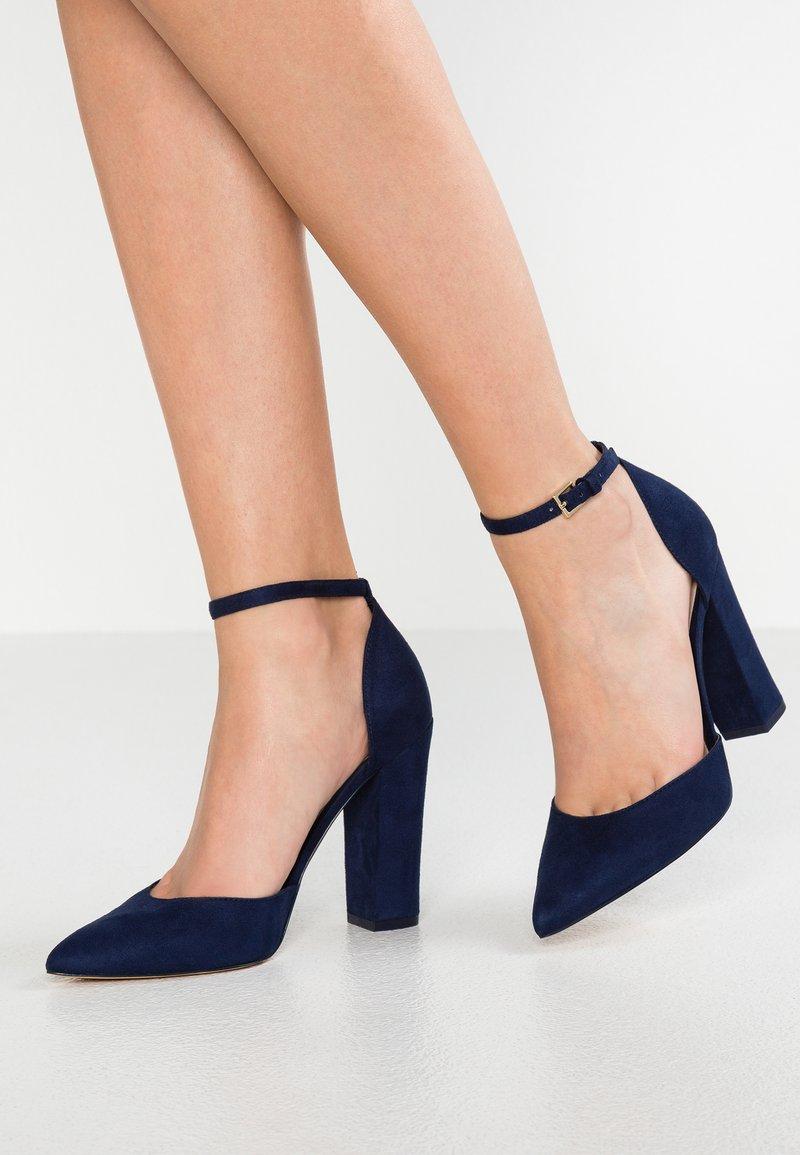 ALDO - NICHOLES - High heels - navy
