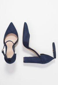 ALDO - NICHOLES - High heels - navy - 3