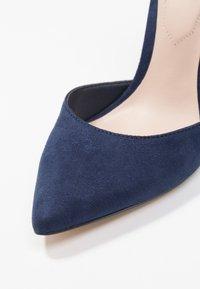 ALDO - NICHOLES - High heels - navy - 2