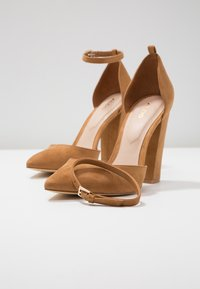 ALDO - NICHOLES - High heels - light brown - 7