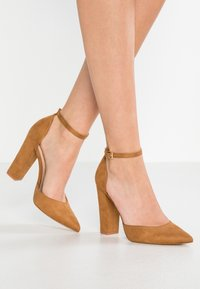 ALDO - NICHOLES - High heels - light brown - 0