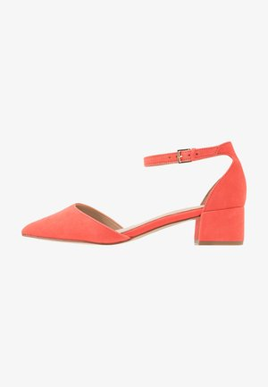 ZULIAN - Klassiske pumps - other orange