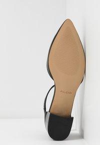 ALDO - ZULIAN - Escarpins - black/multicolor - 4
