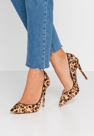 STESSYMICKEY DISNEY - High heels - brown