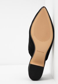 ALDO - OCOASIEN - Pantofle na podpatku - black - 6