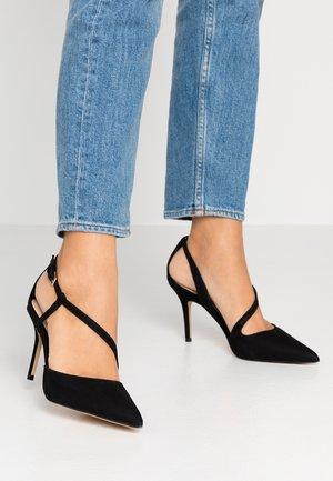 HENDABETH - High heels - black