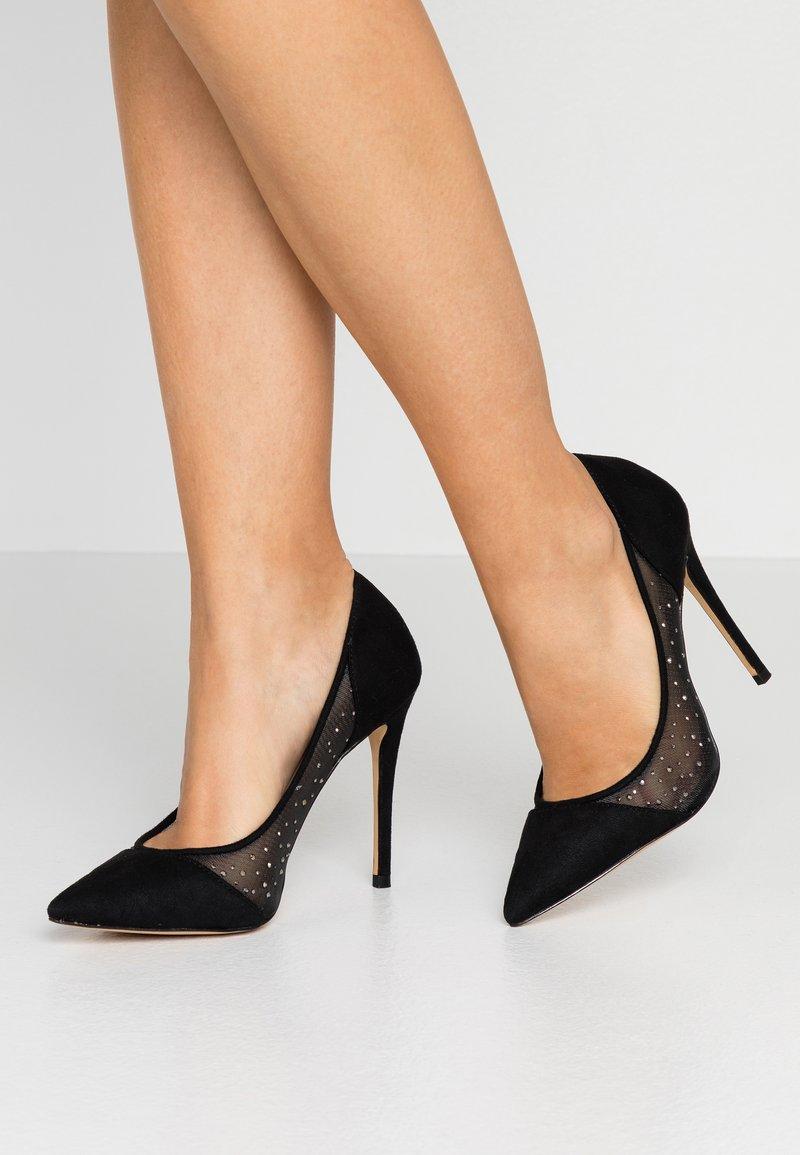 ALDO - CRESTASEE - Escarpins à talons hauts - black