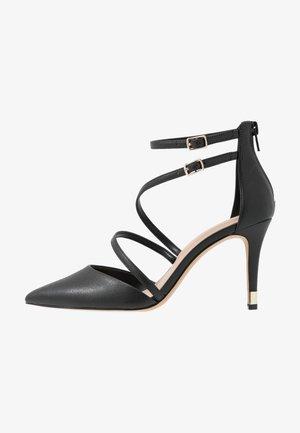 TORGA - High heels - black