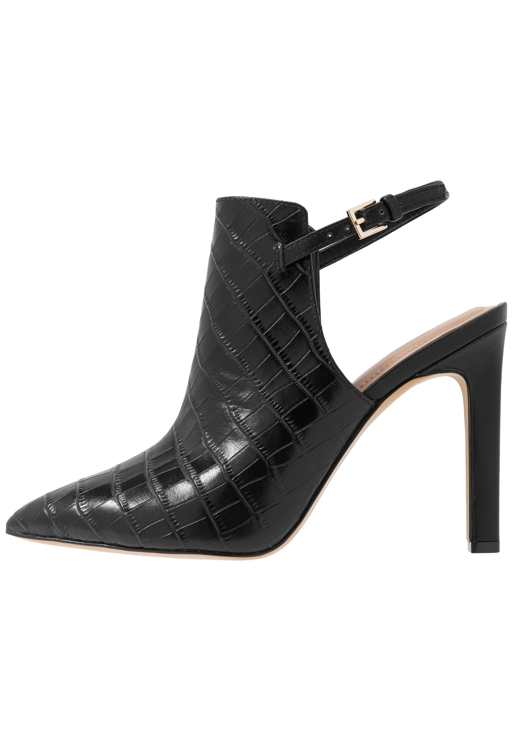 ALDO FIRLEIGH - Højhælede støvletter - other black