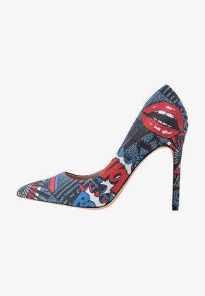 DESTINY - High heels - multicolor