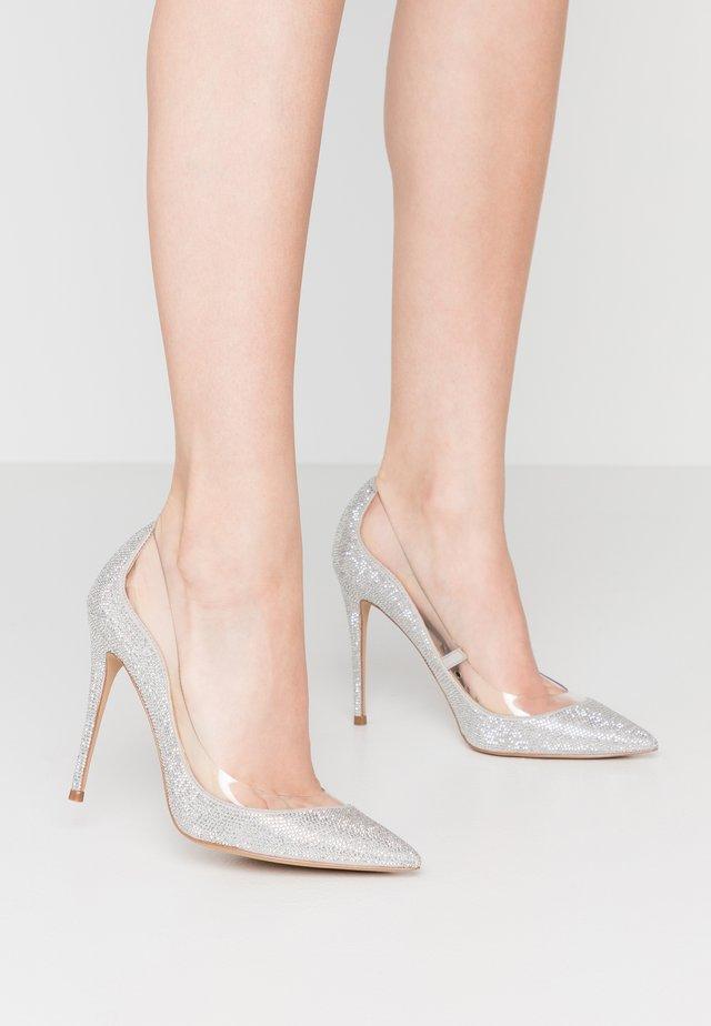 EDULLA - High Heel Pumps - silver