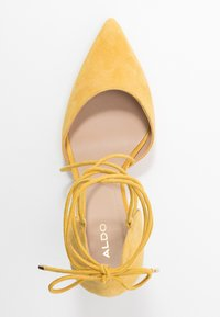 ALDO - FINSBURY - High heels - bright yellow - 3