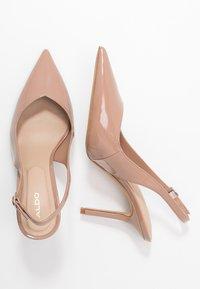 ALDO - JULIETTA - High heels - bone - 3