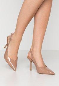 ALDO - JULIETTA - High heels - bone - 0