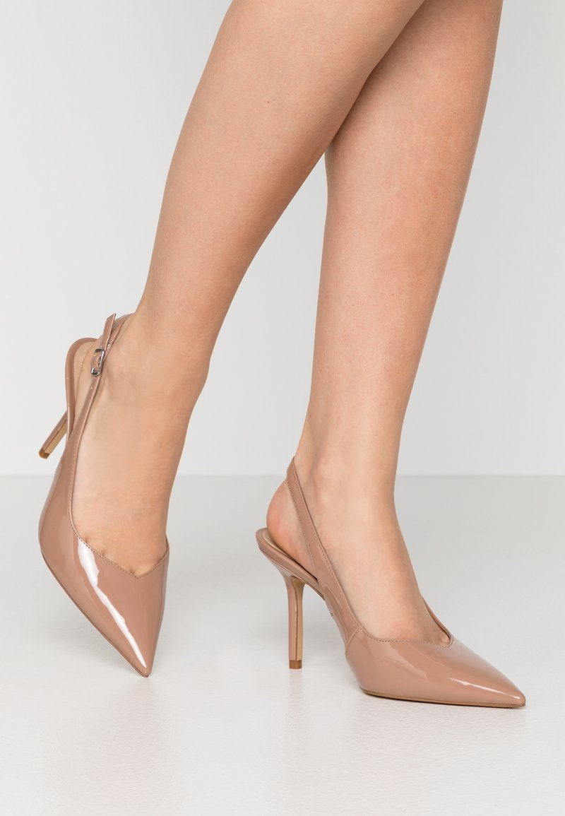 ALDO - JULIETTA - High heels - bone