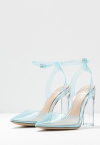 ALDO - ALDO x DISNEY - GLASSSLIPER - Hoge hakken - light blue - 4