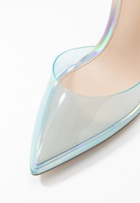 ALDO - ALDO x DISNEY - GLASSSLIPER - Hoge hakken - light blue - 2