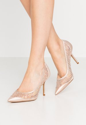 DIMITRAS - Tacones - light pink