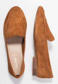 ALDO - JOEYA - Nazouvací boty - camel - 3