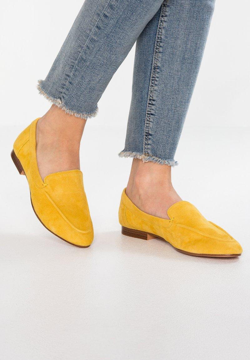 ALDO - JOEYA - Slipper - mustard