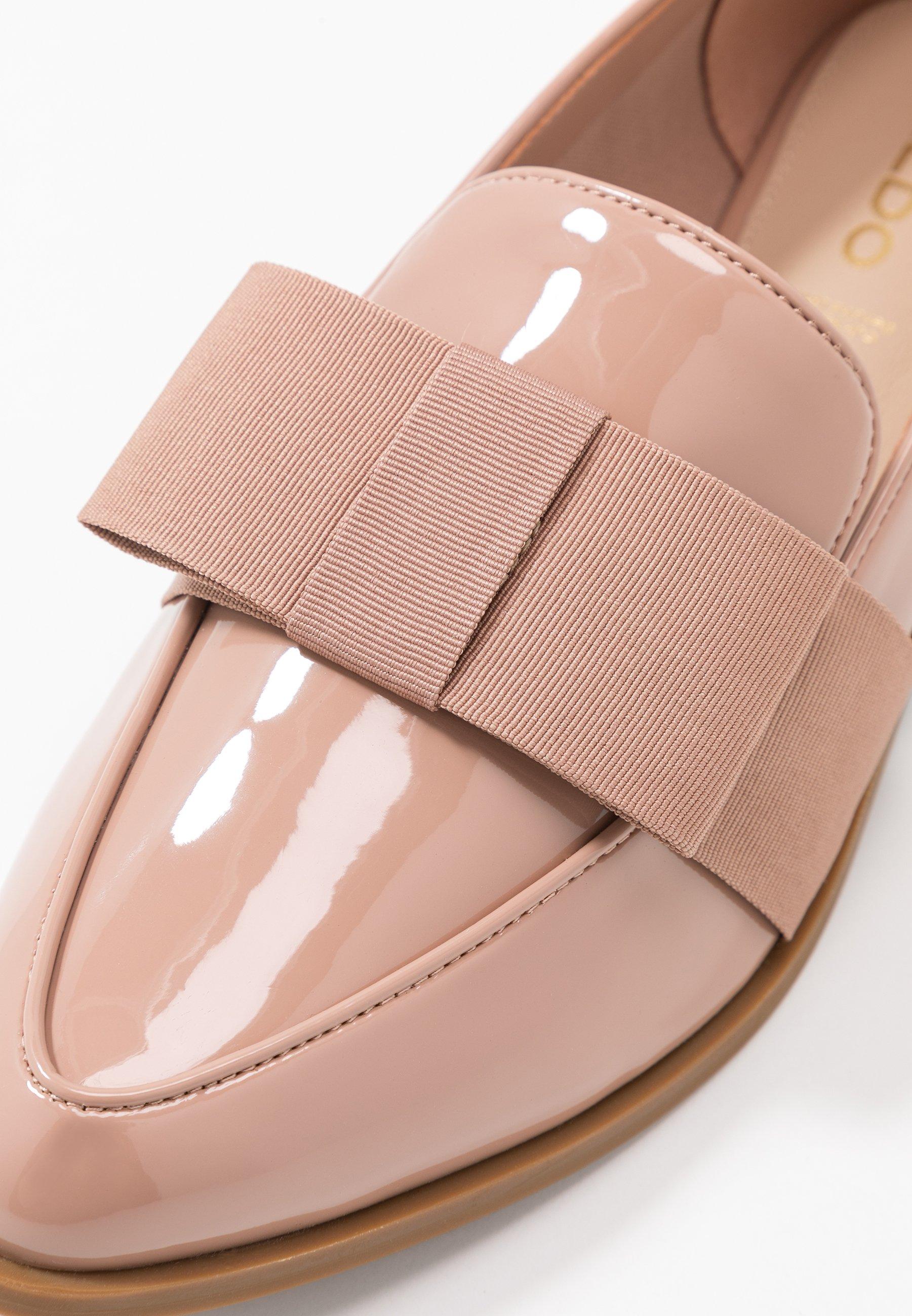 ALDO NERILLAN - Półbuty wsuwane - pink