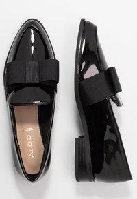 ALDO - NERILLAN - Nazouvací boty - black - 3