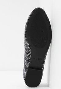 ALDO - KAPPA-MICKEY DISNEY - Slip-ons - black - 6