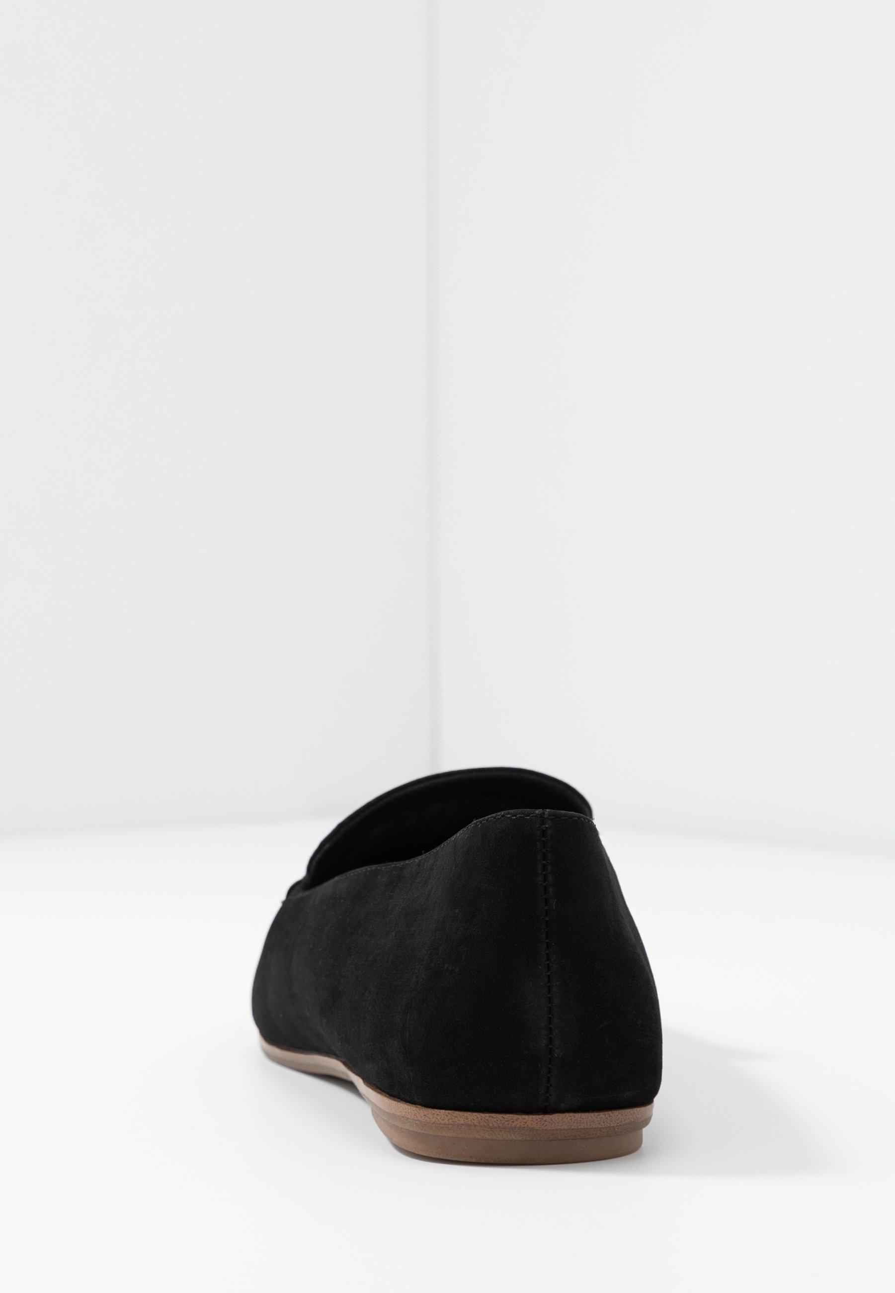 ALDO GUSSA - Półbuty wsuwane - black
