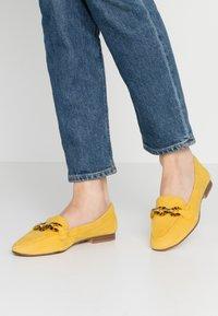 ALDO - GWAULITH - Slip-ons - yellow - 0