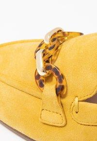 ALDO - GWAULITH - Slip-ons - yellow - 2