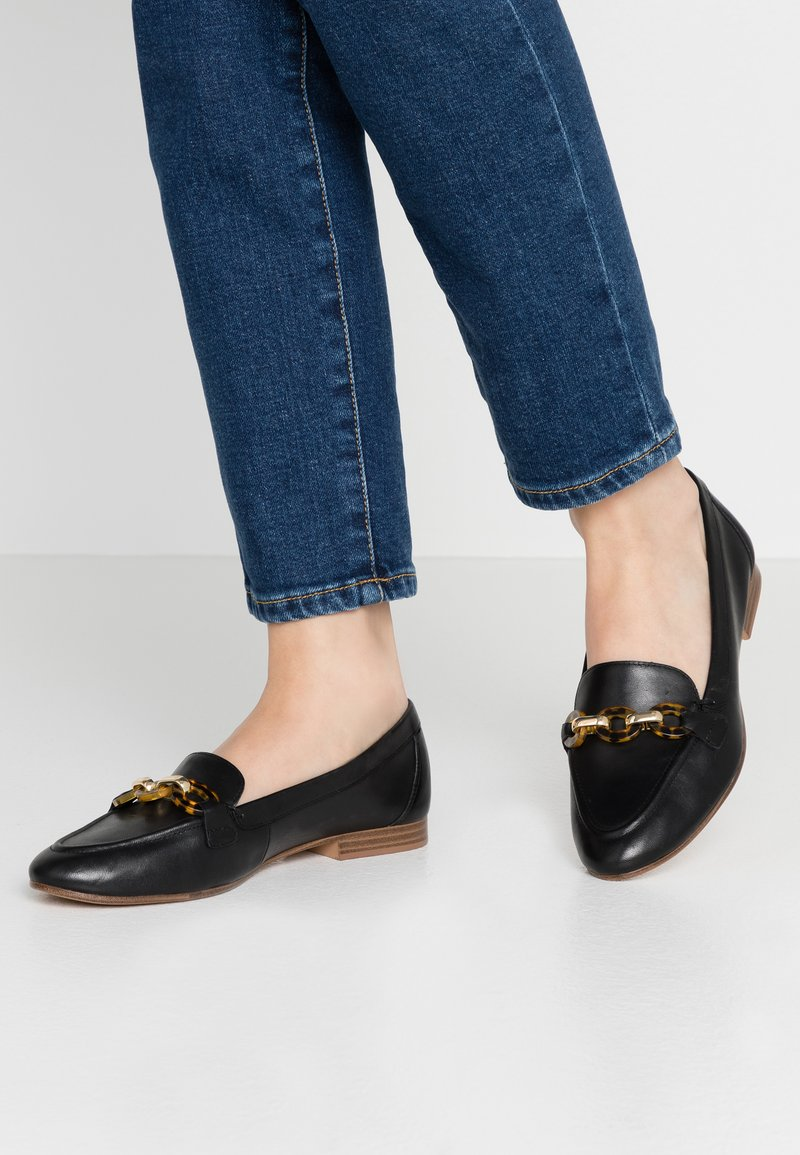 ALDO - GWAULITH - Slippers - black