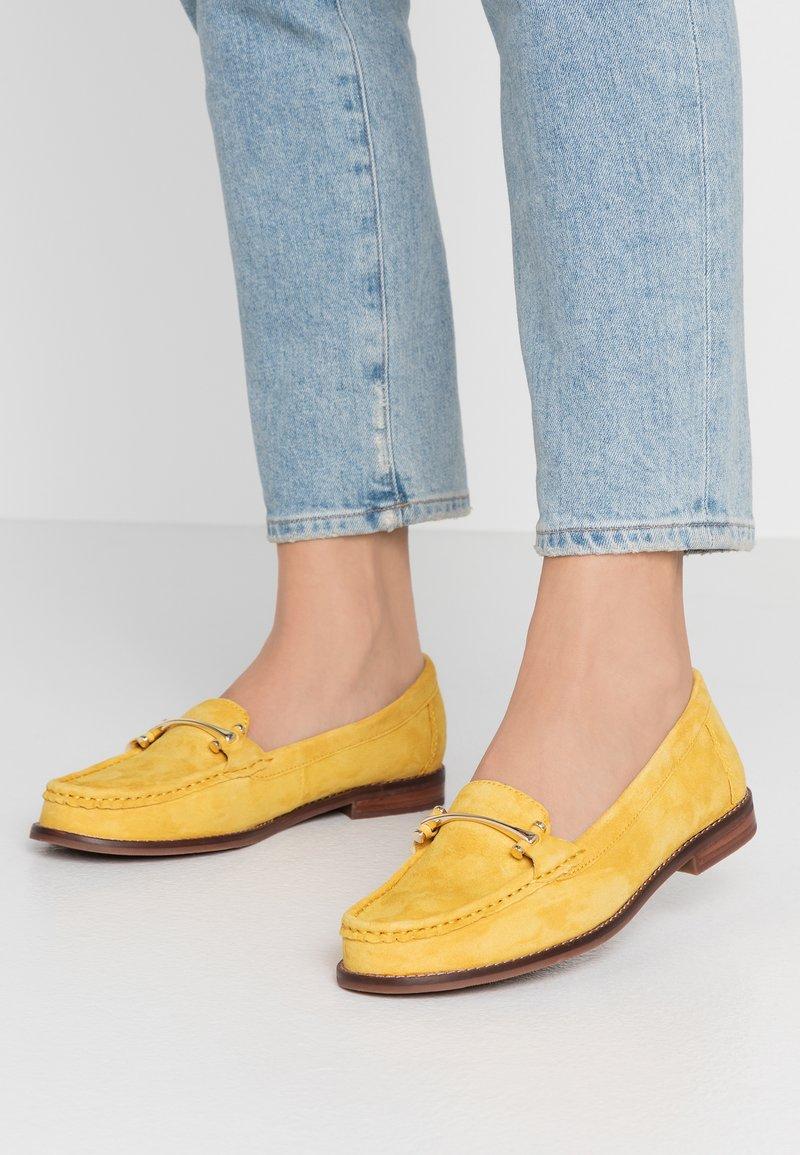 ALDO - BERGALA - Mocasines - yellow