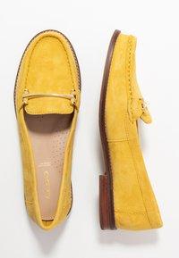 ALDO - BERGALA - Mocasines - yellow - 3