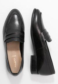ALDO - RALLINA - Nazouvací boty - black - 3