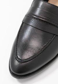 ALDO - RALLINA - Nazouvací boty - black - 2