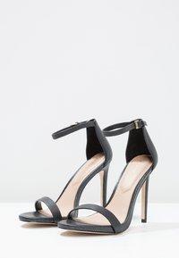ALDO - CARAA - Sandaler med høye hæler - black - 2