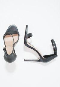 ALDO - CARAA - Sandaler med høye hæler - black - 1