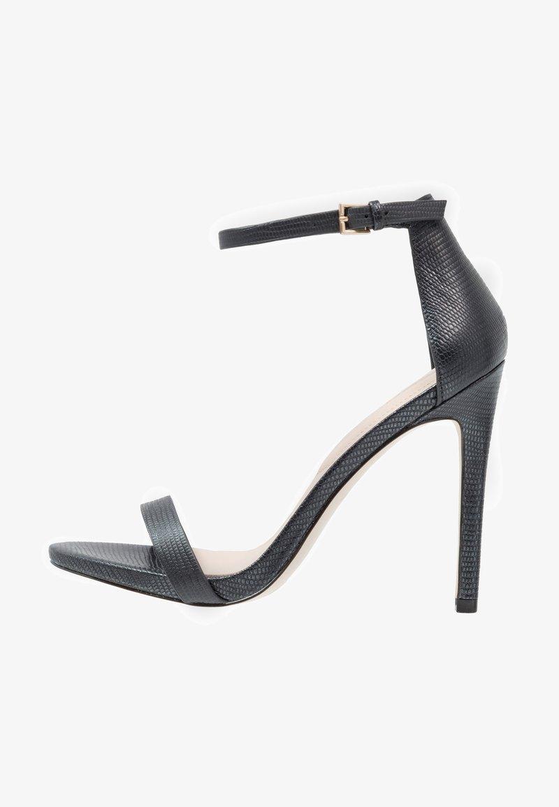 ALDO - CARAA - Sandaler med høye hæler - black