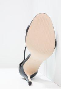 ALDO - CARAA - Sandaler med høye hæler - black - 4