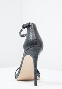 ALDO - CARAA - Sandaler med høye hæler - black - 3