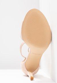 ALDO - FIOLLA - Sandály na vysokém podpatku - creme - 6