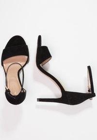 ALDO - FIOLLA - High heeled sandals - black - 2